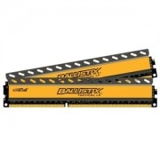 Memorie Crucial Ballistix Tactical LP 16GB (2x8GB) DDR3, 1600MHz, PC3-12800, CL8, 1.35V, Dual Channel Kit, BLT2C8G3D1608ET3LX0CEU