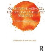 Quantitative Methods for Second Language Research by Carsten Roever