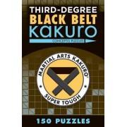 Third-Degree Black Belt Kakuro