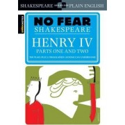 Henry IV, Pt.1 and Pt. 2 by William Shakespeare