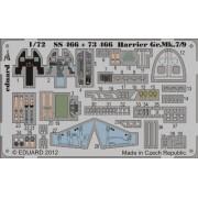 Eduard Photoetch (Zoom) 1:72 - Harrier Gr.Mk.7/9 (Revell)