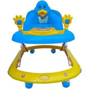 Oh Baby Baby Adjustable Musical With Light Square Tweety Play Tray Shape Blue Color Walker For Your Kid SE-W-64