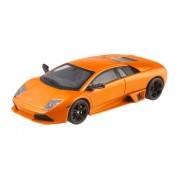 Hot Wheels - miniatura veicoli - - P4884 Elite - Mattel - Lamborghini Murcielago LP640 - Arancione metallo - Scala 1/43