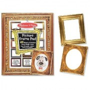 Melissa & Doug Picture Frame Pad (11 x 13 inches) - 48 Pages 12 Designs