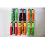LAXMI COLLECTION (PACK OF 6) SKIPPING ROPE FOR KIDS WITH COUNTER MACHINE,RETURN GIFT FOR KIDS BIRTHDAY PARTY (FOR MORE GIFTS SEARCH FOR LAXMI COLLECTION)