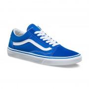 Shoes Vans Old Skool Suede/Canvas imperial blue/true white