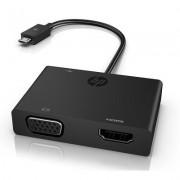 HP Micro USB to HDMIVGA Adapter