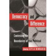 Democracy and Difference by Seyla Benhabib