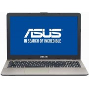 "Laptop ASUS VivoBook X541UJ-DM015 (Procesor Intel® Core™ i5-7200U (3M Cache, up to 3.10 GHz), Kaby Lake, 15.6""FHD, 4GB, 1TB, nVidia GeForce 920M@2GB, Negru ciocolatiu)"