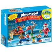 PLAYMOBIL Santa's Advent Workshop Calendar