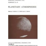 Planetary Atmospheres by Carl Sagan