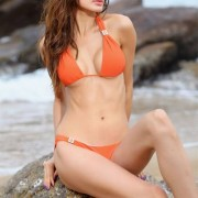 Triangel Bikini Saint Tropez Orange