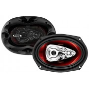 "4) New BOSS CH6950 6"" x 9"" 5-Way 1200W Car Coaxial Audio Speakers Stereo"