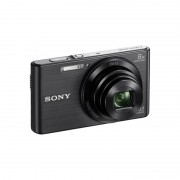 Aparat foto Sony Cyber-shot DSC-W830 20.1 Mpx zoom optic 8x Negru