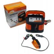 Carregador Bateria Digital 2A/6A/12A 220 Magnetron