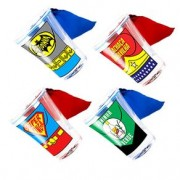 Copos de Tequila Shot Liga da Justica e da Cachaca DC Comics - 4 pecas