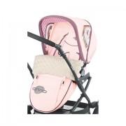 Brevi 735470 Seduta per passeggino sportivo per Passeggino combinato Rider, Rosa, Rosa (pink)