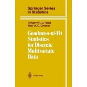 Goodness-of-fit Statistics for Discrete Multivariate Data by Timothy R. C. Read