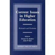 Current Issues in Higher Education by Stanley Douglas Murphy