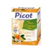 Picot Boissons Plantes Bio Fleur d'Oranger x10 sachets