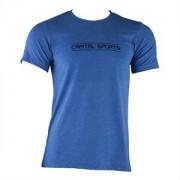 CAPITAL SPORTS férfi edző póló, királykék, S méret (STS3-CSTM3)