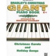 Bradley's Christmas Giant Piano Book by Richard Bradley