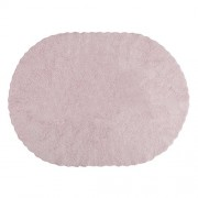 Lorena Canals C-33301 Blonda Pink Washable Rug, Rosa