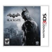 Batman Arkham Origins Black Gate Nintendo 3Ds