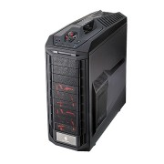 Gabinete Gamer CoolerMaster Tropper SGC-5000-KWN1 Preto