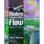 Modern Compressible Flow by John David Anderson