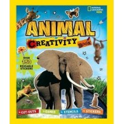 National Geographic Kids: Animal Creativity Book by National Geographic