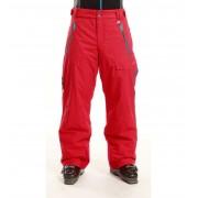 ALPINE PRO VARO Pánské kalhoty MPAB036475 purpurový plamen XXXL