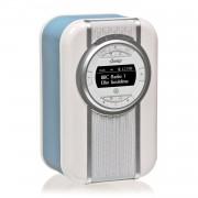 VIEW QUEST Radio rétro DAB+ Bluetooth View Quest Christie Blue Bleu