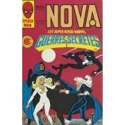 Les 4 Fantastiques ( The Fantastic Four ) + Peter Parker Alias L'araignée (Spider-Man) + Iron Man : Album Relié Nova N° 26 ( Nova N° 91 + Nova N° 92 + Nova N° 93 )