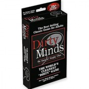 TDC Games Travel Dirty Minds Card Game