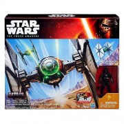 Star Wars First Order Special Forces Tie Fighter Epic Battles With Action Figure