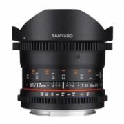 Samyang 12mm T3.1 VDSLR Fuji X