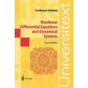 Nonlinear Differential Equations and Dynamical Systems by Ferdinand Verhulst