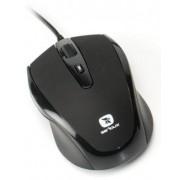Mouse Serioux Pastel 3300, USB, Black