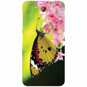HTC Desire 620G Back Cover - Butterfly Designer Cases