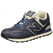 New Balance ML574LUB-574, Zapatillas de Running para Hombre, Azul (Stone Blue 973)