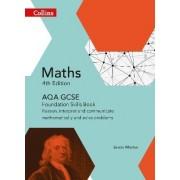 GCSE Maths AQA Foundation Reasoning and Problem Solving Skills Book by Sandra Wharton