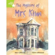 Rigby Star Guided Lime Level: The Mystery of Mrs Kim Single by Stan Cullimore