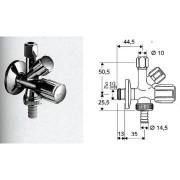 Robinete de colt-SCHELL COMFORT robinet coltar combinat