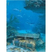 Randall Scott Treasure Chest Jigsaw Puzzle 500pc by SunsOut