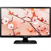Monitor LED LG 22MT44DP 21.5 inch 5ms TVTunner Black