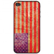 Cellet USA Vintage Flag Skin for Apple iPhone 4/4S