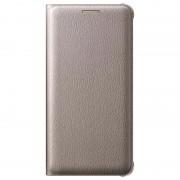 Capa tipo Carteira EF-WA310PF para Samsung Galaxy A3 (2016) - Dourado