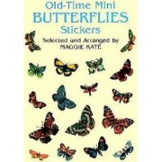 Old-Time Mini Butterflies Stickers by Maggie Kate