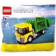Lego City Set #20011 Garbage Truck
